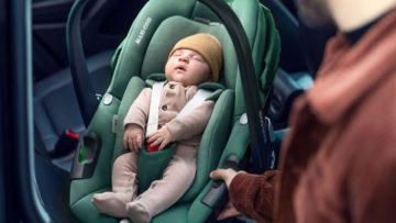 Καθισματάκι αυτοκινήτου Maci Cosi Bebe Home