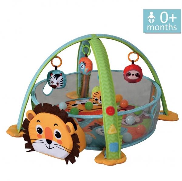 Bebe Stars Γυμναστήριο – Πάρκο δραστηριοτήτων Lion