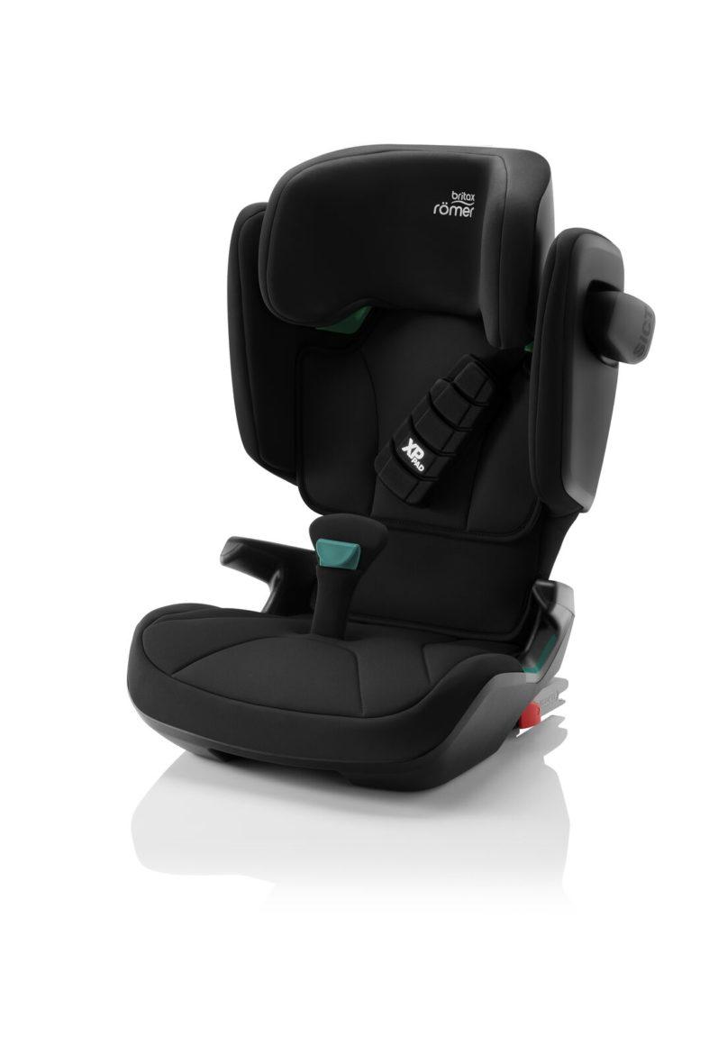 BRITAX KIDFIX M i-Size Κάθισμα Αυτοκινήτου Cosmos Black