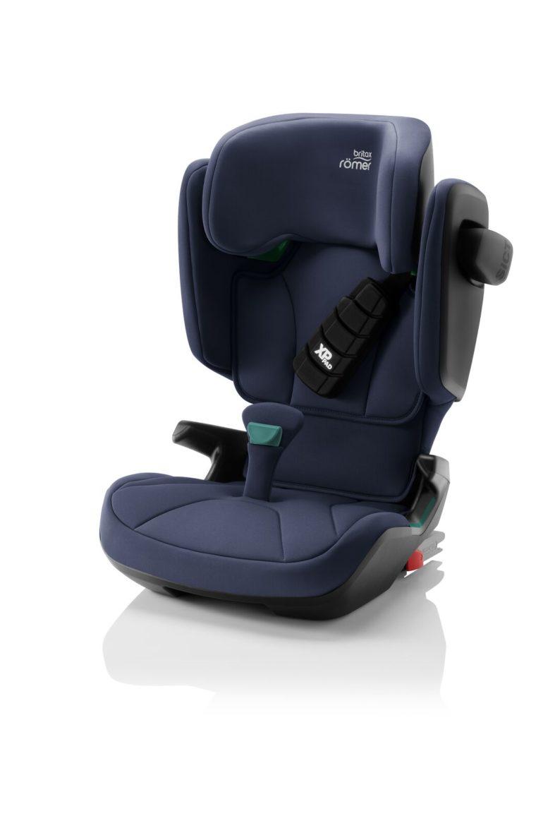 BRITAX KIDFIX M i-Size Κάθισμα Αυτοκινήτου Moonlight Blue