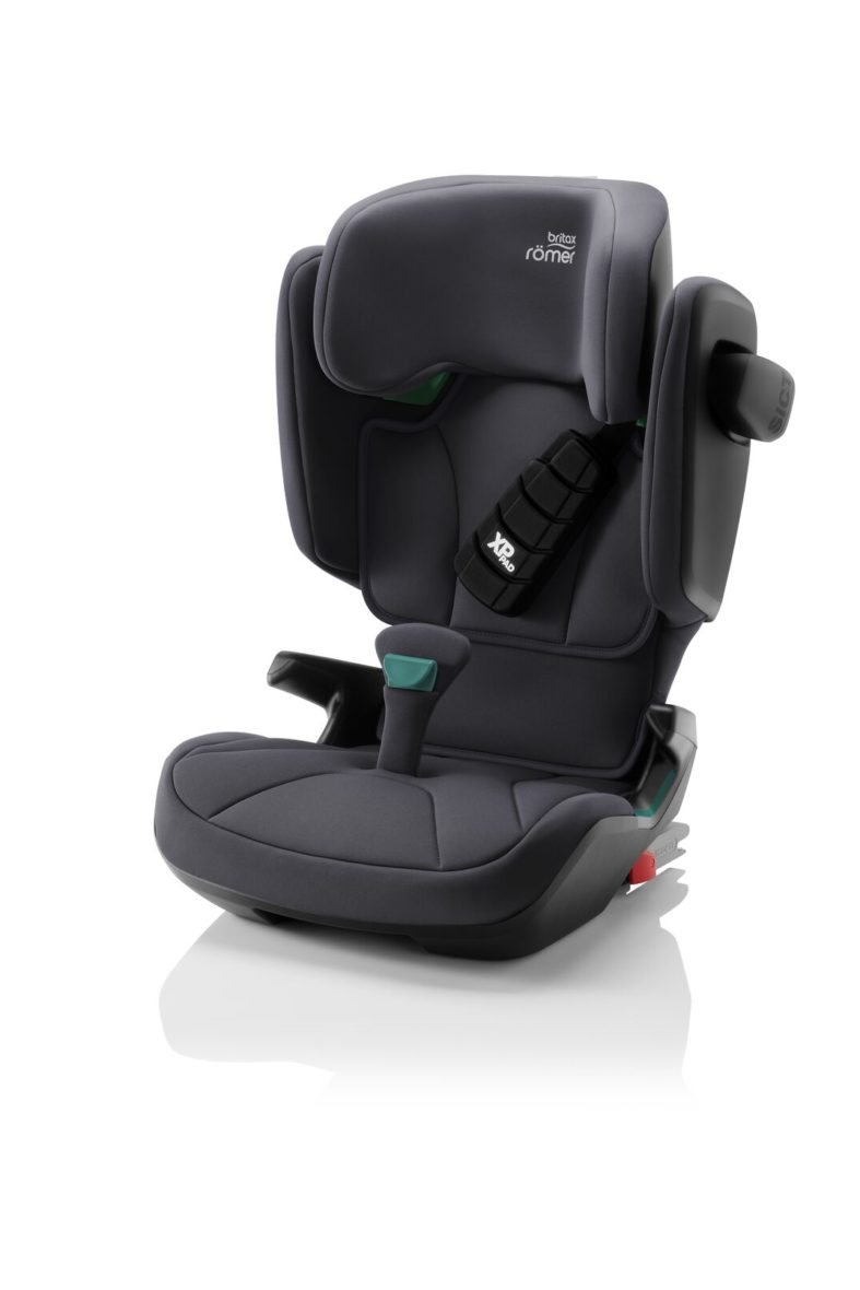 BRITAX KIDFIX M i-Size Κάθισμα Αυτοκινήτου Storm Grey