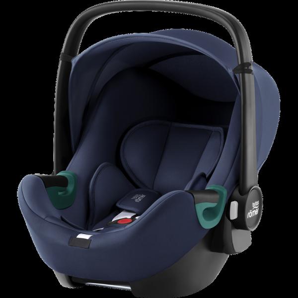 BRITAX Baby Safe3 i-Size Indigo Blue