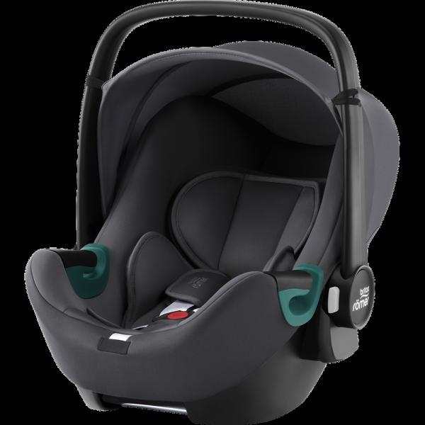 BRITAX Baby Safe3 i-Size Midnight Grey