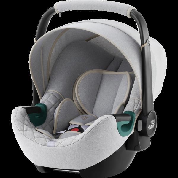 BRITAX Baby Safe3 i-Size Nordic Grey